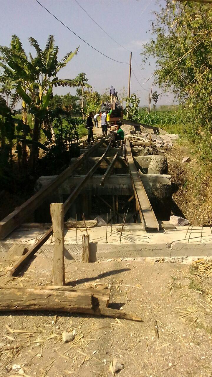 Warga berharap pembangunan jembatan plosorejo blora segera jadi